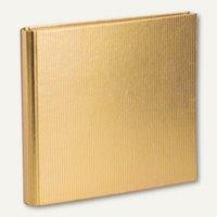 Artikelbild: Gäste-Fotobuch CLASSICO - GOLDEN STRIPES