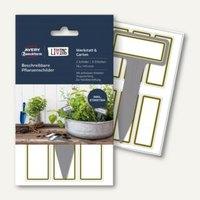Artikelbild: Pflanzenschilder + Etiketten Querformat