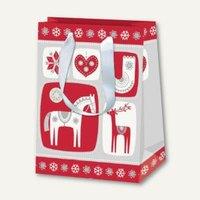 Artikelbild: Weihnachts-Geschenktüte Nordic Xmas