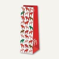 Artikelbild: Weihnachts-Flaschentüte Elk