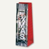 Artikelbild: Weihnachts-Flaschentüte Xmas Leiter
