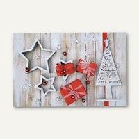 Artikelbild: Weihnachtskarte Nordic Geschenke
