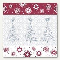 Artikelbild: Weihnachts-Motivservietten Starry Sky