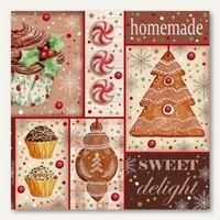 Artikelbild: Weihnachts-Motivservietten Sweet Delight