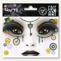 Artikelbild: Face Art Sticker Steampunk Amelia