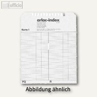 Artikelbild: Ersatzregisterkarten arlac-index 827.00