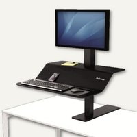 Artikelbild: Sitz-Steh Workstation Lotus VE für 1 Monitor