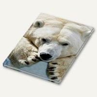 Artikelbild: Notizbuch Eisbär