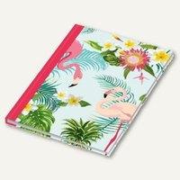 Artikelbild: Notizbuch Flamingo pink