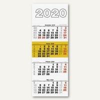 Artikelbild: 4-Monats-Wandkalender mit Kalenderblöcken