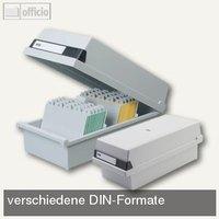 Artikelbild: Karteikasten DIN A4 quer für 1.300 Karten