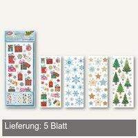 Artikelbild: Weihnachts-Sticker