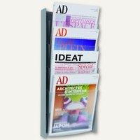 Artikelbild: Wandprospekthalter mit 4 Fächern