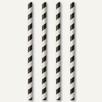 Artikelbild: Trinkhalme pure - Stripes