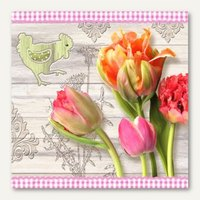 Artikelbild: Dekorservietten Spring Greetings