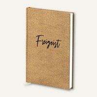 Artikelbild: BOHO - SISAL Gebundenes Notizbuch Freigeist