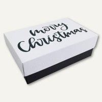 Artikelbild: Geschenkbox Lettering MERRY CHRISTMAS S