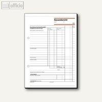 Artikelbild: Formular Kassenbericht DIN A5