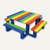 Artikelbild: Picknicktisch SILAOS JUNIOR - Kindergarten