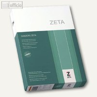 Artikelbild: Schreibmaschinen-Papier ZETA Mattpost