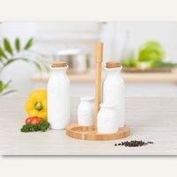 Artikelbild: Menage für Essig/Öl & Salz/Pfeffer