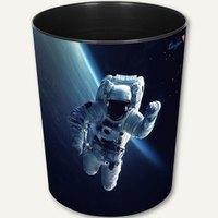 Artikelbild: Papierkorb Astronaut