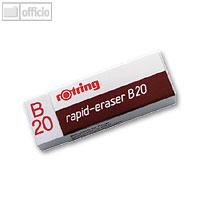 Artikelbild: Radierer rapid-eraser B20 R551120 123x121x22mm