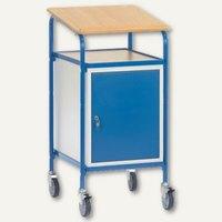 Artikelbild: Rollpult mit Schreibfläche&Stahlschrank