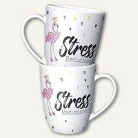 Artikelbild: Kaffeebecher Stress-Reduzierer
