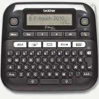 Artikelbild: Tisch-Beschriftungsgerät P-touch D210VP