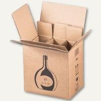 Artikelbild: Bocksbeutel-Versandkartons für 3 Flaschen