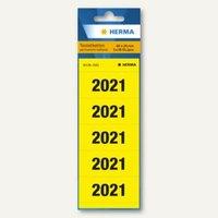 Artikelbild: Ordner-Inhaltsschild Jahreszahlen 2021