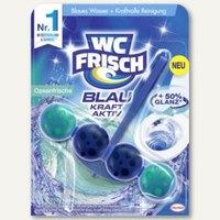 Artikelbild: WC-Duftspüler BLAU AKTIV Ozeanfrische zum Einhängen