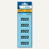 Artikelbild: Ordner-Inhaltsschild Jahreszahlen 2022