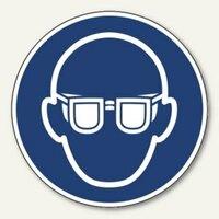 Artikelbild: Hinweisschild Augenschutz benutzen