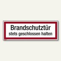 Artikelbild: Hinweisschild Brandschutztür/B