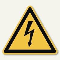 Artikelbild: Hinweisschild Elektrische Spannung