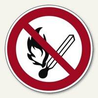 Artikelbild: Hinweisschild Feuer etc. verboten