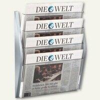 Artikelbild: 4er Wandprospekthalter im Zeitungsformat