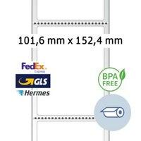 Artikelbild: Thermo-Versandetiketten-Rolle DPD|GLS|UPS|Hermes