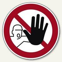 Artikelbild: Hinweisschild Zutritt für Unbefugte verboten