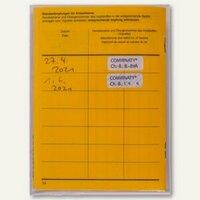 Artikelbild: Schutzhülle für gelben Impfpass