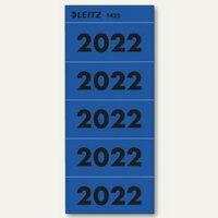 Artikelbild: Ordner-Inhaltsschild Jahreszahl 2022