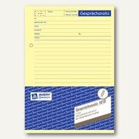 Artikelbild: Formular - Gesprächsnotizen