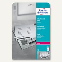 Artikelbild: Kopier- und Laserfolien DIN A4