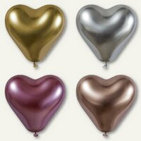 Artikelbild: Luftallons in Herzform