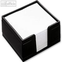 Artikelbild: Monza Zettelbox aus Lederfaserstoff