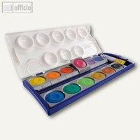Artikelbild: Deckfarbenkasten Schul-Standard K12 - 12 Farben