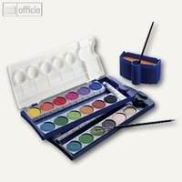 Artikelbild: Deckfarbenkasten Schulstandard K24 - 24 Farben