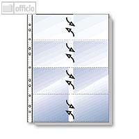 Artikelbild: Visitenkartenhüllen DIN A4 für je 16 Karten